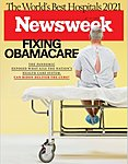 ニューズウィーク英語版 Newsweekの表紙