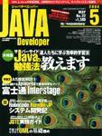 JAVA Developer:表紙