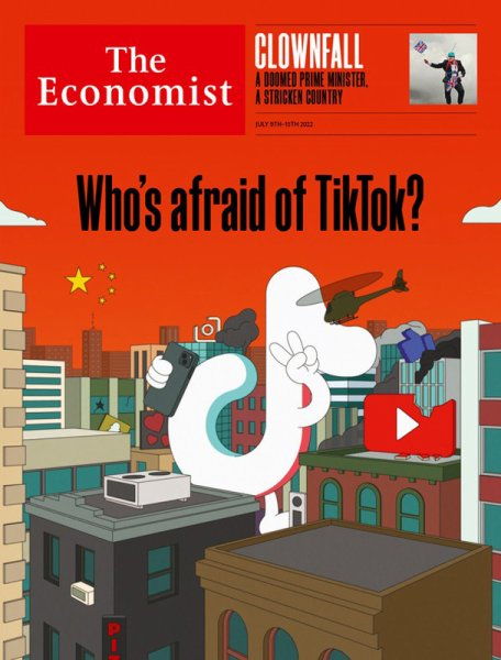Newest the Economist