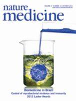 Nature Medicine:表紙