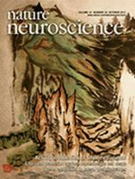 Nature Neuroscience:表紙