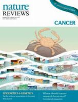 Nature Reviews Cancer:表紙