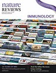 Nature Reviews Immunologyの表紙