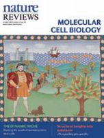 Nature Reviews Molecular Cell Biology:表紙