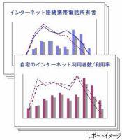 インターネット基礎調査レポート:表紙