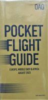 ヨーロッパ/アフリカ/中東 航空時刻表(英語版):表紙