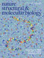 Nature Structural & Molecular Biology:表紙