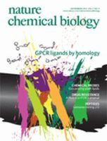 Nature Chemical Biology:表紙