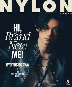 NYLON JAPAN 表紙画像(小)