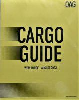全世界版航空貨物時刻表(到着地起点):表紙