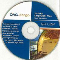 全世界版航空貨物時刻表(CD-ROM):表紙