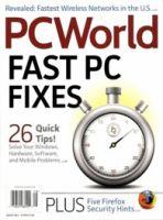 PC WORLD:表紙