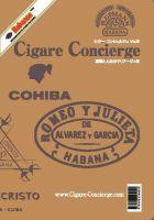 Cigare Concierge(シガー・コンシェルジュ):表紙