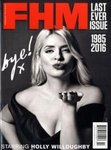 FHM(UK)FOR HIM MAGAZINEの表紙