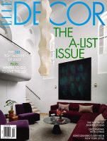 ELLE DECOR (USA):表紙