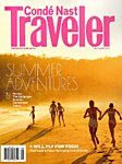 雑誌画像:CONDE NAST TRAVELER(USA)