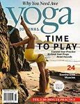 YOGA JOURNALの表紙