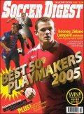 BEST 50 PLAYMAKERS 2005(英語版):表紙