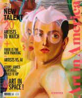 ART IN AMERICA:表紙
