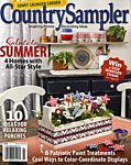 COUNTRY SAMPLER(洋雑誌)