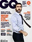 GQ FRENCH EDITIONの表紙