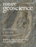 Nature Geoscience:表紙