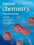 Nature Chemistryの表紙