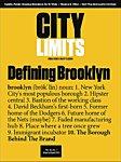 CITY LIMITSの表紙