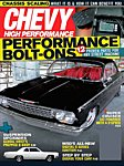 雑誌画像:CHEVY HIGH PERFORMANCE