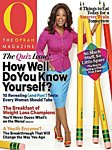 雑誌画像:O THE OPRAH MAGAZINE