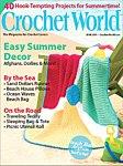 雑誌画像:CROCHET WORLD