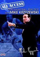 オールアクセス デューク大バスケットボールプラクティス DVD:表紙