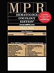 雑誌画像:MPR HEMATOLOGY/ ONCOLOGY EDITION