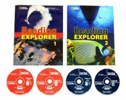 ナショナルジオグラフィックで英語を学ぶセット【書籍+CD+DVD】:表紙