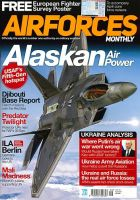 AIR FORCE MONTHLY:表紙