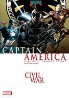 キャプテン・アメリカ: シビル・ウォー:表紙