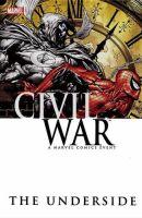 CIVIL WAR CROSSOVER SEASONS 3(シビル・ウォー クロスオーバー・シリーズ [第3期]):表紙