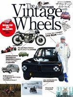 The Vintage Wheels(ヴィンテージ・ホイールズ):表紙