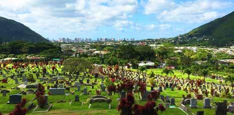 「ハワイ お墓」の画像検索結果