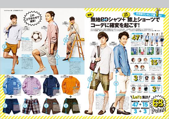 おすすめのメンズファッション雑誌【年代・ジャンル別