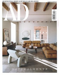 AD (ITALIA) 表紙