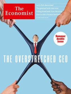 英国The Economist(エコノミスト) 表紙
