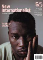 New Internationalist(ニューインターナショナリスト)英語版:表紙