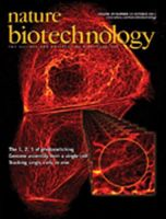 Nature Biotechnology:表紙