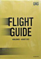 全世界 航空時刻表 (英語版):表紙