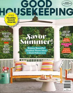 GOOD HOUSEKEEPING (USA) 表紙
