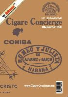 Cigare Concierge(シガー・コンシェルジュ):表紙