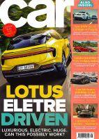 CAR:表紙