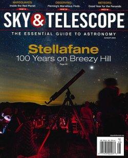 SKY&TELESCOPE 表紙