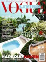 VOGUE ENTERTAINING & TRAVEL:表紙